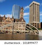 Toronto City Hall, Canada - stock photo