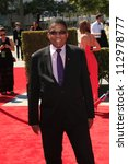 LOS ANGELES, CA - SEP 15: Herbie Hancock at the Academy Of Television Arts & Sciences 2012 Creative Arts Emmy Awards held at Nokia Theater L.A. LIVE on September 15, 2012 in Los Angeles, California - stock photo