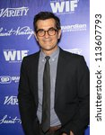 BEVERLY HILLS - SEP 21:  Ty Burrell at the 'Variety and Women in Film Pre-Emmy Event' at Scarpetta on September 21, 2012 in Beverly Hills, California - stock photo