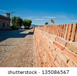 Barcelona Fortress - stock photo
