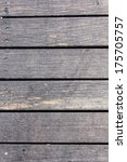 Background of wooden board - stock photo