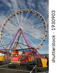 Carnival at Waterfront city (Docklands, Melbourne, Victoria, Australia) - stock photo
