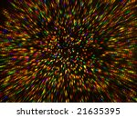 A colorful abstract colored lights background. - stock photo