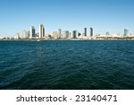 "Coronado is a city in San Diego County, California, United States. The population was 24,100 at the 2000 census. Coronado is Spanish for 'the crowned one"", and thus it is nicknamed The Crown City. - stock photo"