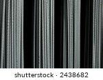 Rebar - stock photo