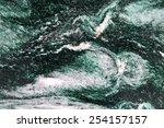 Metamorphic rock - stock photo