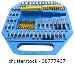 screwdriver - stock photo