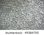 Grey Wall Background! - stock photo