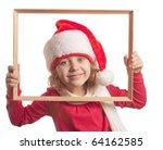 Christmas -Santa Claus - stock photo
