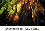 Klang Cave,Than Bokkhorani National Park,Ao Luk, Krabi province, Thailand - stock photo