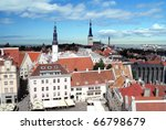 Tallinn, Estonia - stock photo