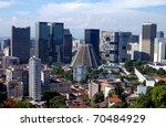 Financial center of Rio de Janeiro, Brazil - stock photo