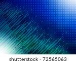 technology background - stock photo