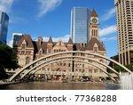 Toronto City Hall - stock photo