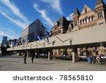 Toronto City Hall in Canada - stock photo