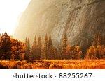 Yosemite - stock photo