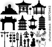 Chinese Building Stock Illustrations Keyword Analysis For