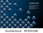 Buttons background - stock vector