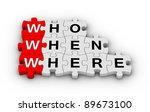 web searching concept - stock photo
