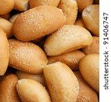 Bread bun - stock photo