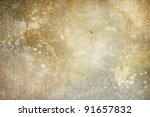 attractive grunge texture background with stains splashes and scratches for vintage works - stock photo
