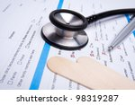 Healthcare - stock photo