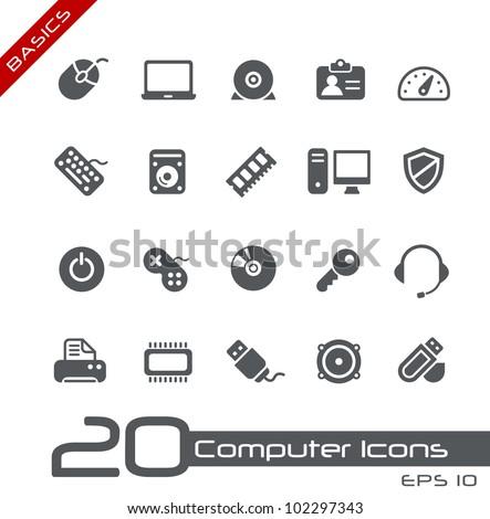 computer icons    basics