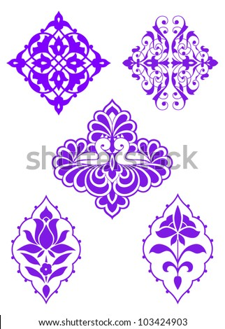 traditional ottoman design