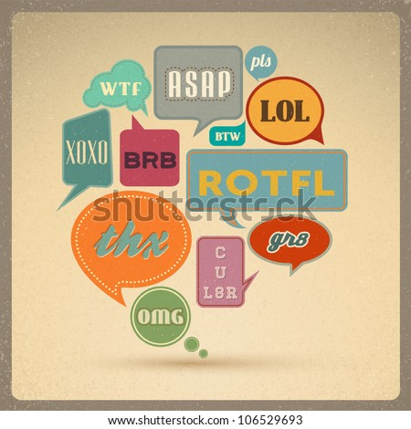 most common used acronyms and