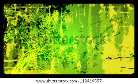 grunge vector background eps10