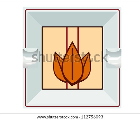 stock-vector-ashtray-isolated-on-a-white-background