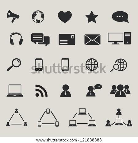social media and computer