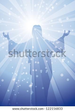 stock-vector-rays-jesus