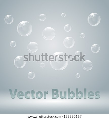 vector bubbles