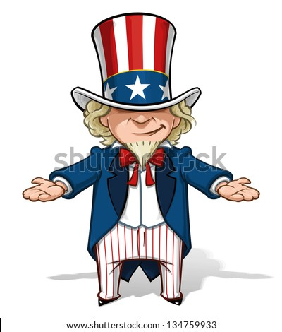 uncle sam debating