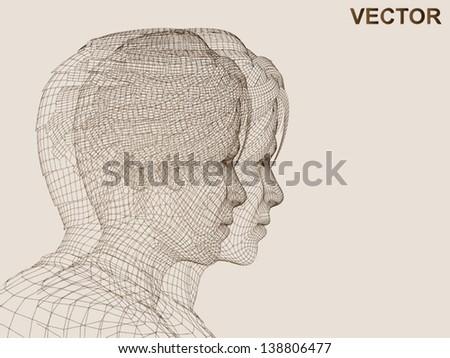 vector eps concept conceptual