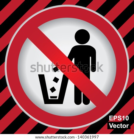 Dont Litter Vector Free Vector Download 47 Free Vector For