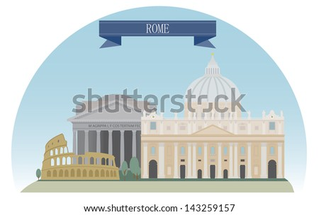 rome  italy for you design