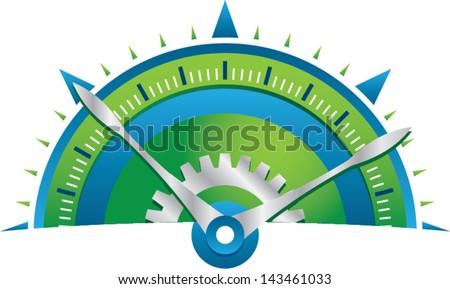 eco speedmetar