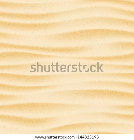 seamless texture of sand beach