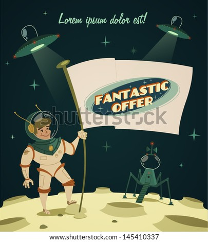 fantastic offer cosmic space