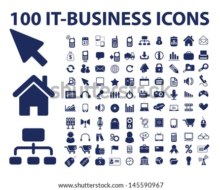 Technology icons devices vector | free download.