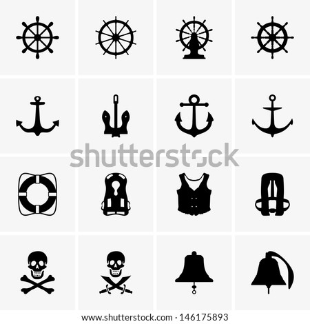 anchors  wheels and other