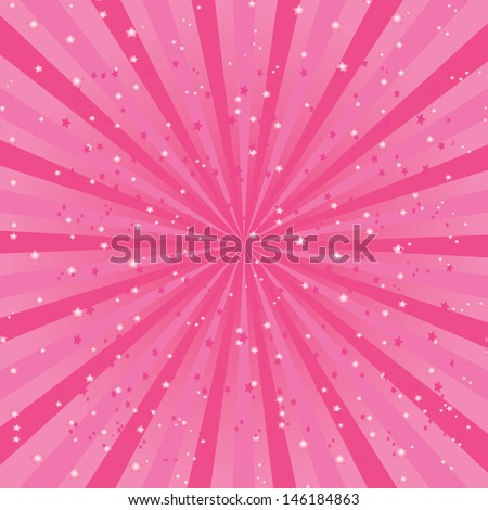 vector shiny background with