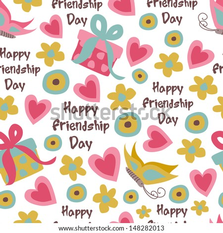 seamless pattern background for