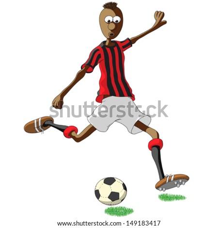 ac milan soccer player