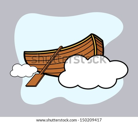 Wooden Boat Vector Free Download 1160 For Commercial Use Format Ai Eps Cdr Svg Illustration Graphic Art Design