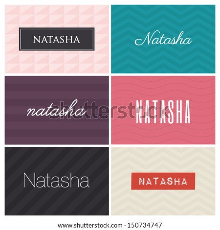 name natasha  graphic design