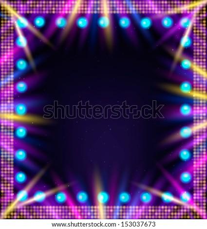 lighting frames. light frame vector free download 12595 for commercial use format ai eps cdr svg illustration graphic art design lighting frames