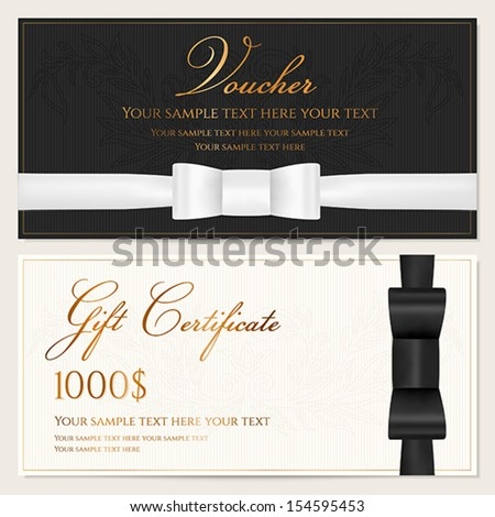 Illustrator voucher vector template free vector download 218614 sponsored toneelgroepblik